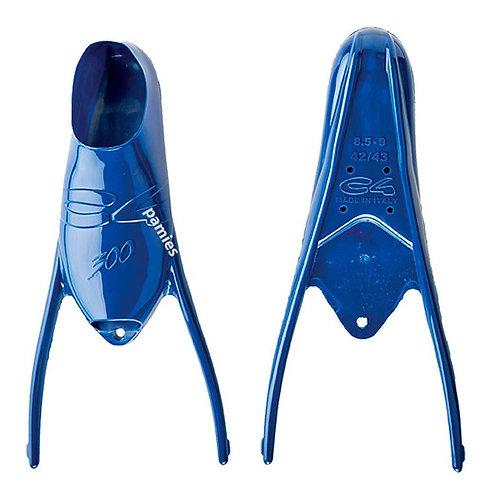 C4 300 Blue Footpockets (pair)