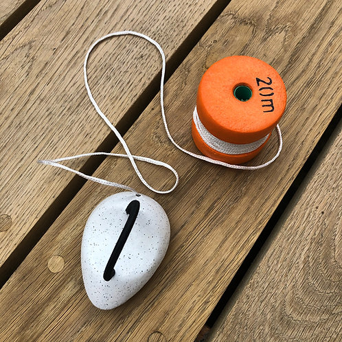 Marker buoy - Quick release