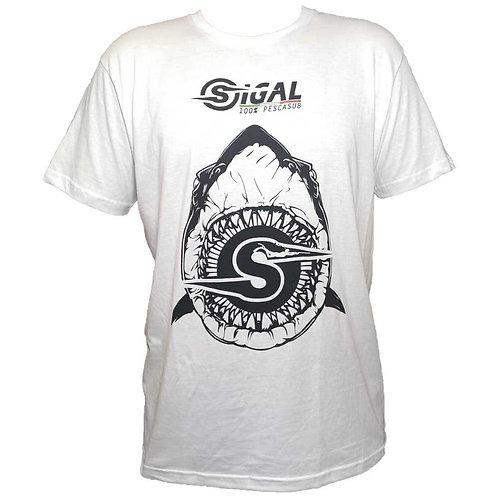 Sigalsub Shark head T-shirts
