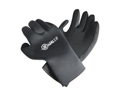 Sigalsub handsker 3,5 mm