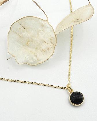 Chelsie Gold Black