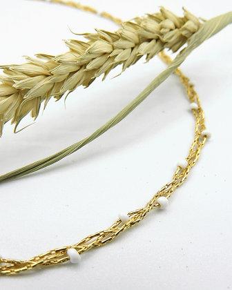 Necklace Tris Gold