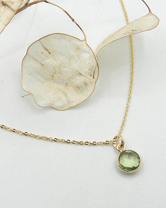 Chelsie Gold Green