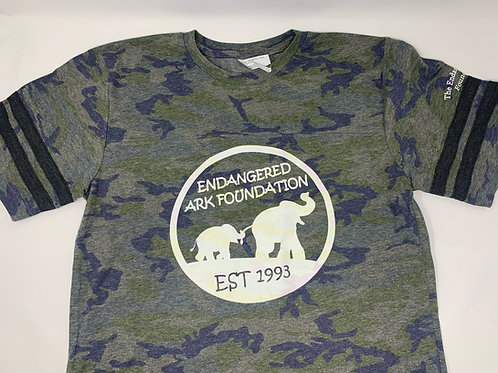 EAF Camo Ringer T-Shirt