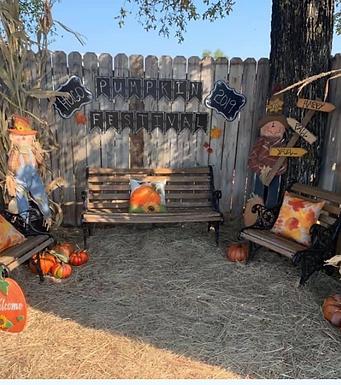Hugo Pumpkin Festival