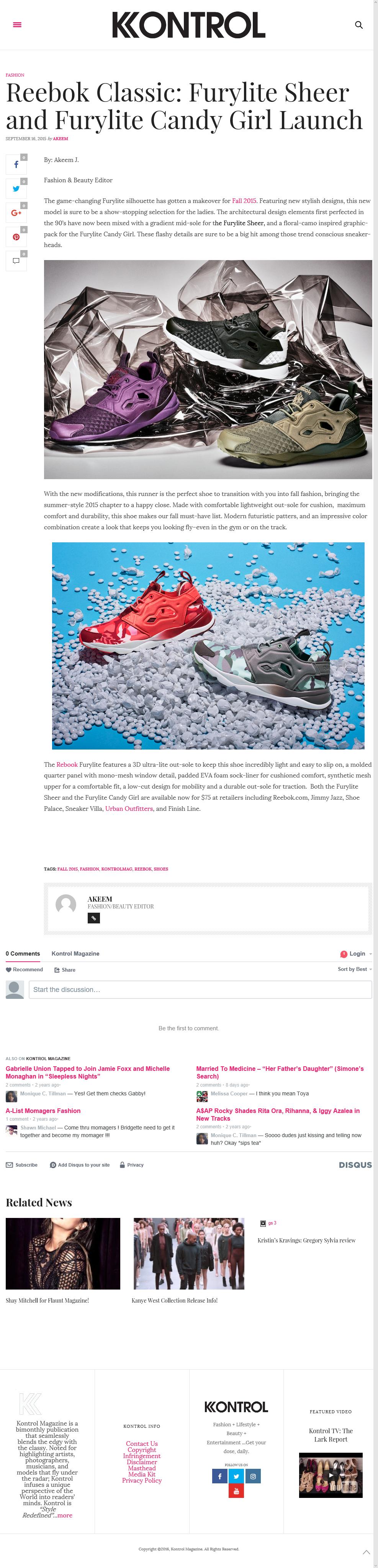 bok Classic Furylite Sheer and Furylite Candy Girl Launch-Kontrol Mag Sep 2015