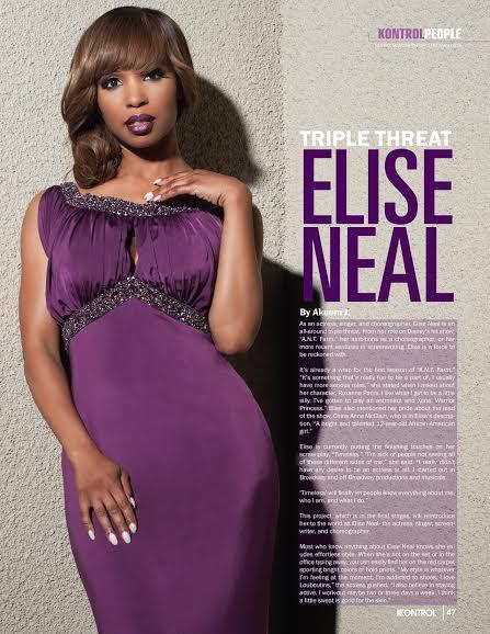 Elise Neal 1