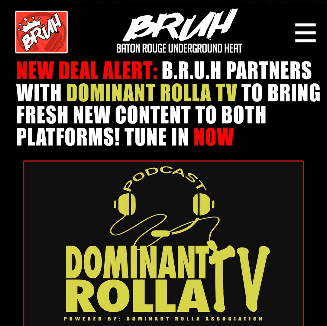 DOMINANT ROLLA TV