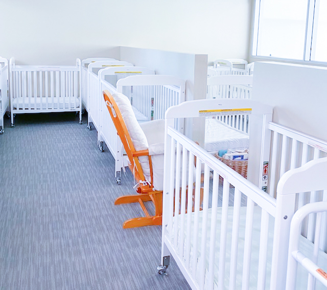 Infant Nap Room