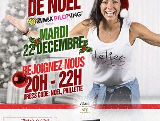 L'Atelier d'Amélie fête Noël!