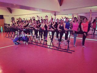 Stage PILOXING®BARRE