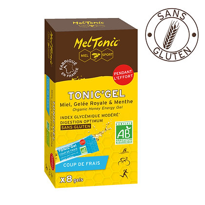 "TONIC GEL ""FRESH"" BIO - MEL, GELEIA REAL E MENTA"