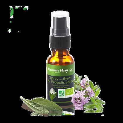 Spray Própolis Verde e Tomilho (20ml)
