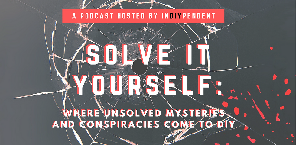 WHERE UNSOLVED MYSTERIES AND CONSPIRACIE