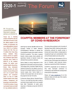 Final_Second edtion of CCAPPTIA newslett