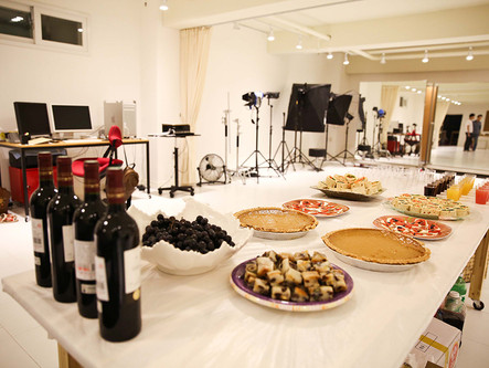 Studio Opening Party