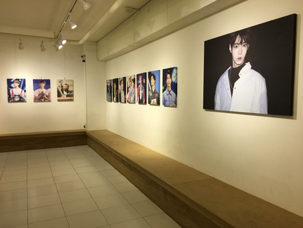K-Pop Photo Exhibition