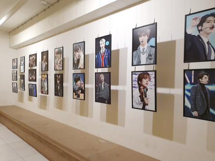 Kpop 아이돌 사진전