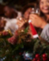 Tablescape Natal