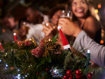 Part 2: How to have Christmas together, when we can't be together