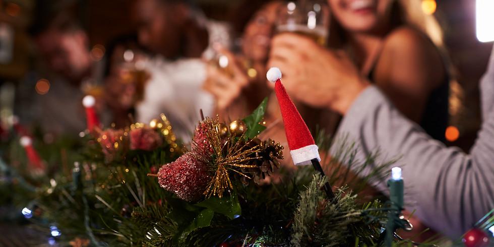 Broken to Brilliant Volunteer Christmas Party