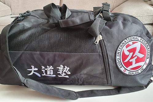 GKA BAG (Holdall converts to backpack)