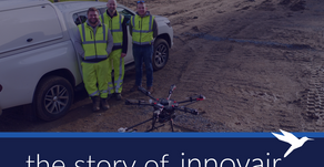 The Story of Innovair – Robotic Systems, Inspection & Surveying Specialists