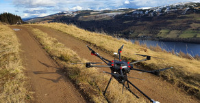 Drones help to improve forestry planning