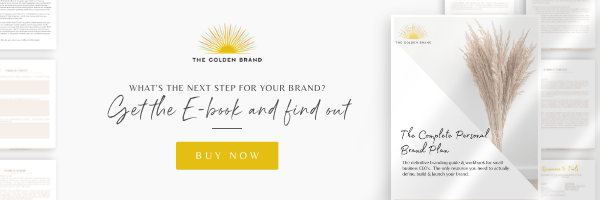 The Ultimate Guide and Workbook to fully build out and plan your online brand