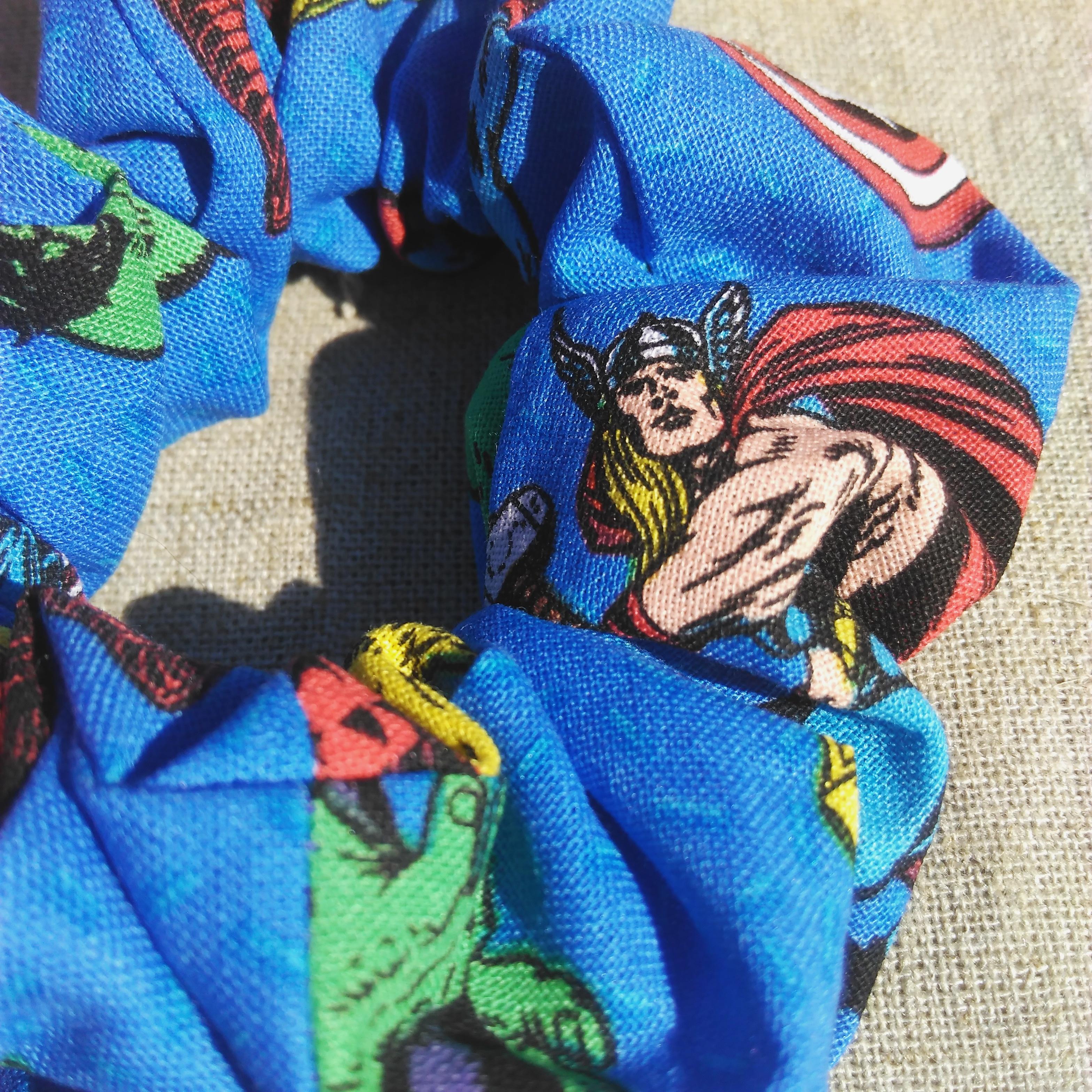 Avengers Scrunchie