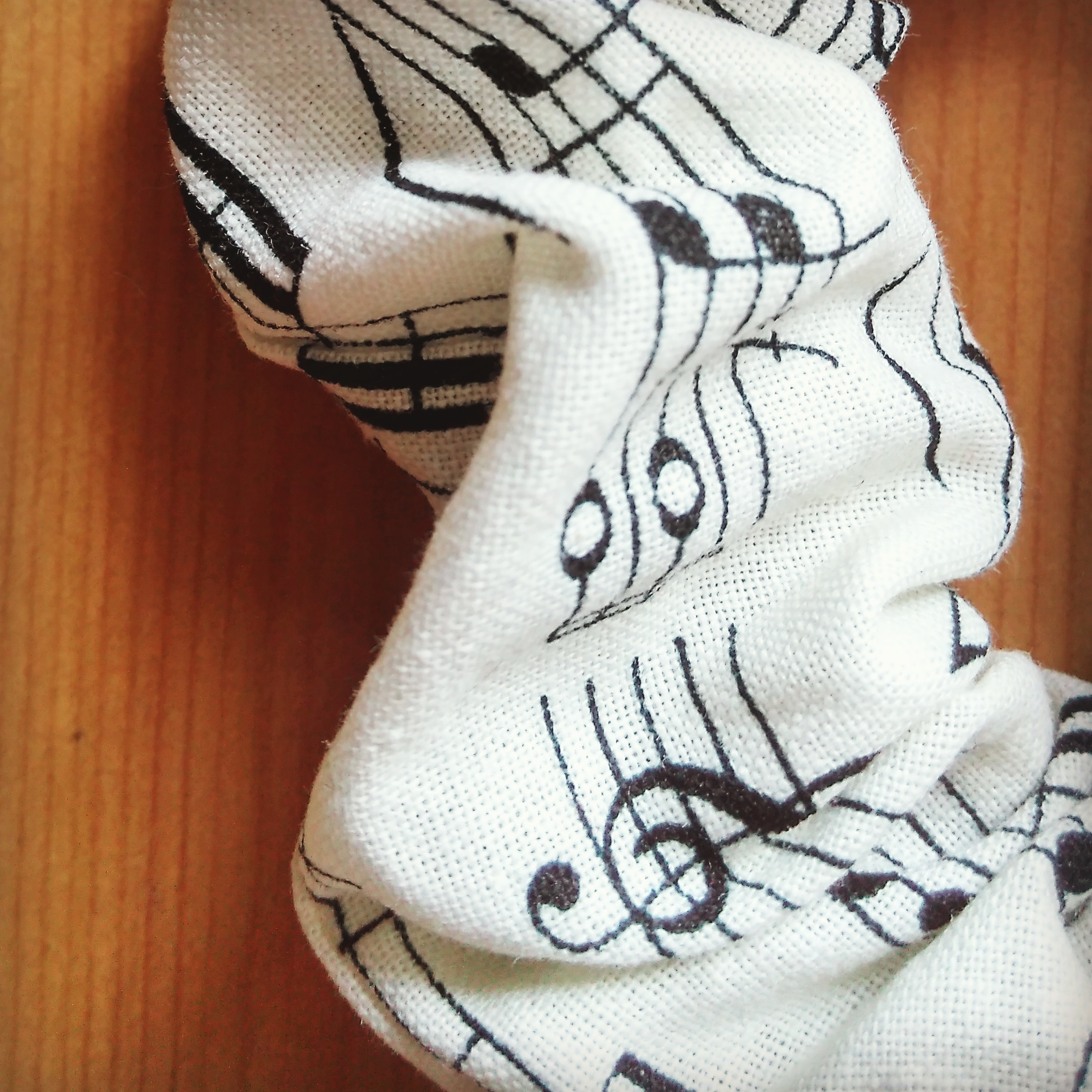 Music Scrunchie