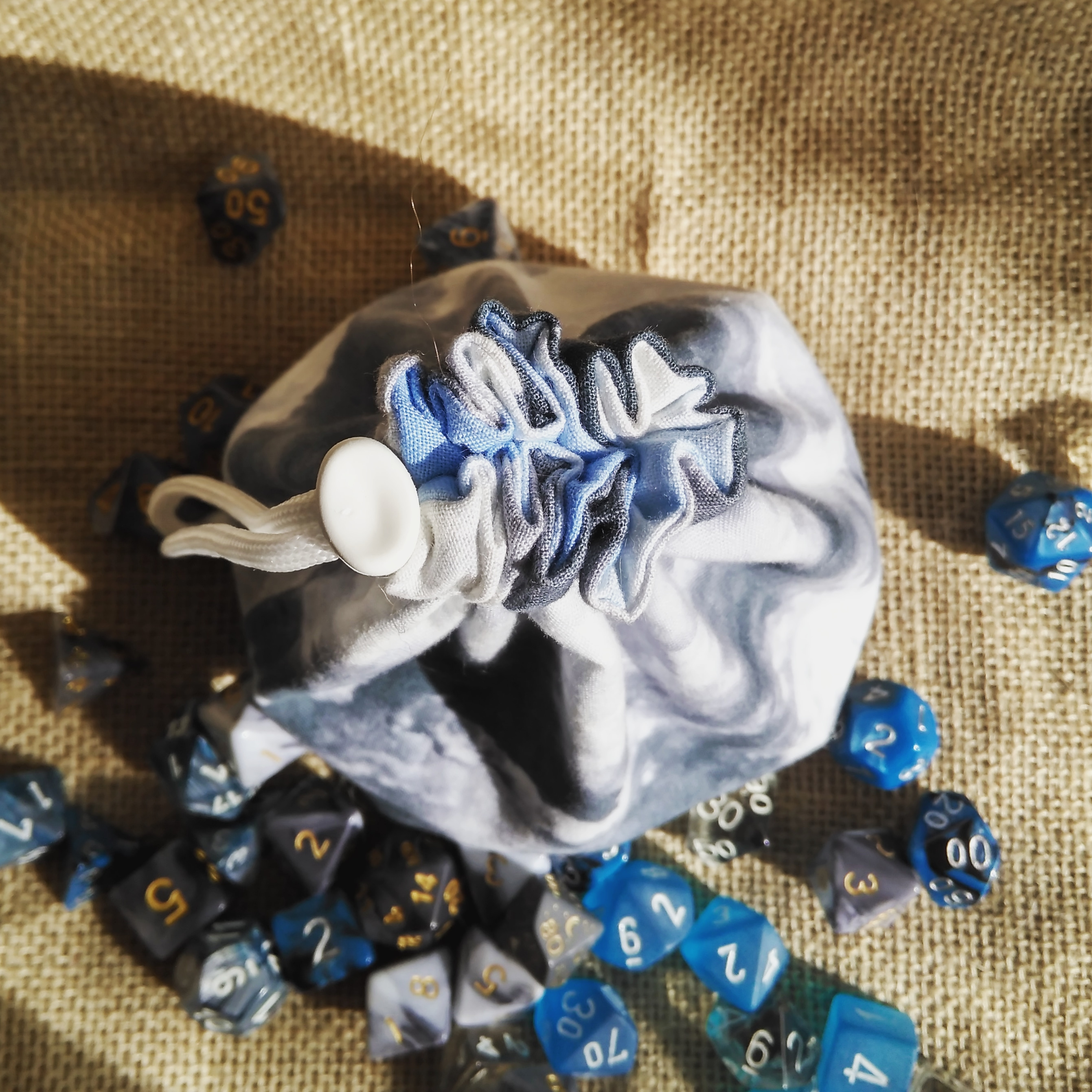 Cloud Dice Bag