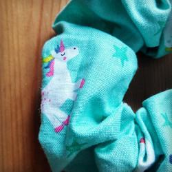 Unicorn Scrunchie