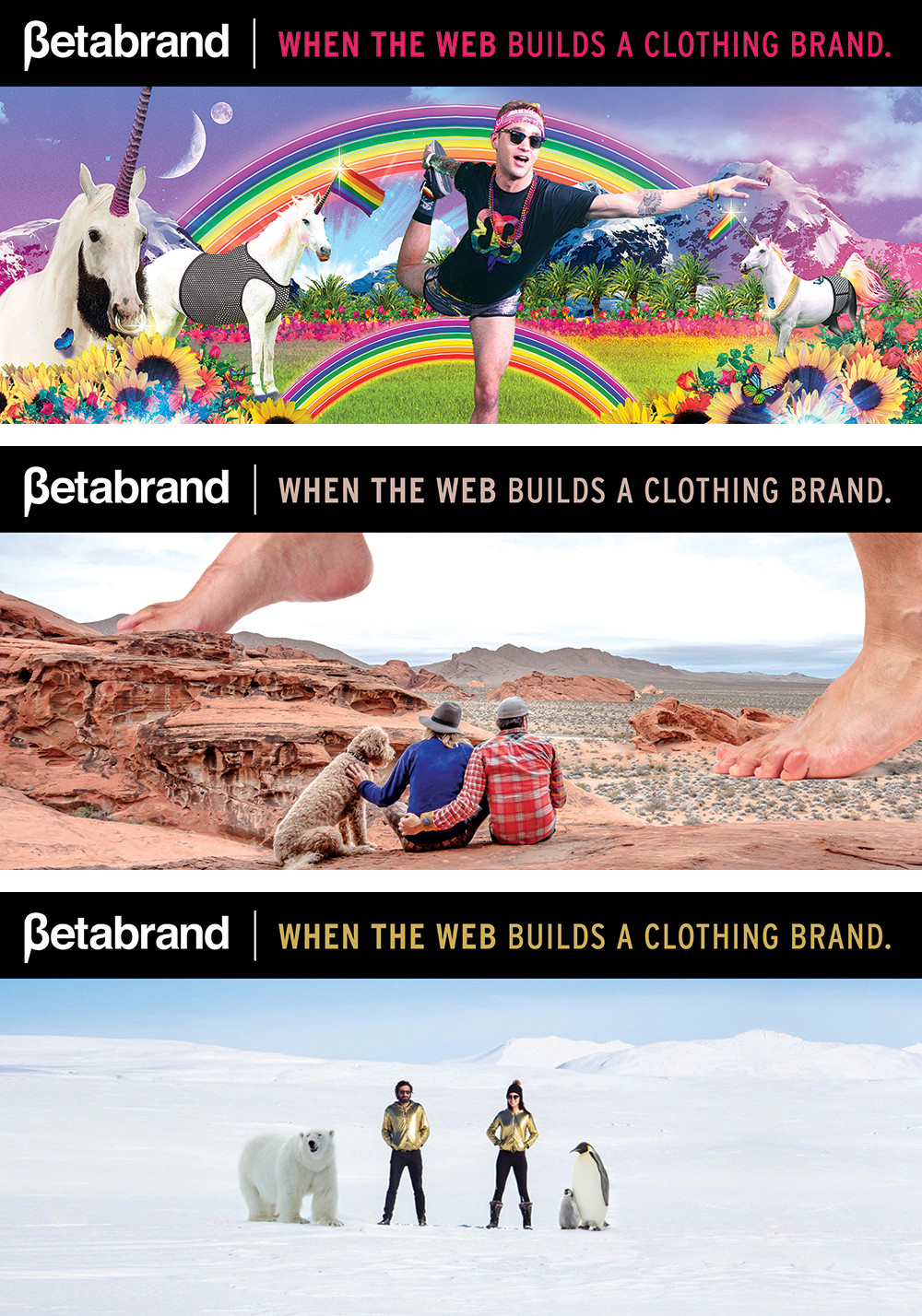 Betabrand Billboards 1