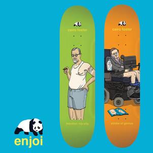 enjoi Skateboards