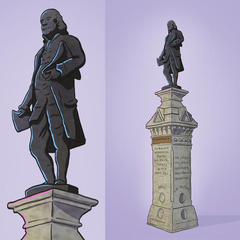 """Ben Franklin"""