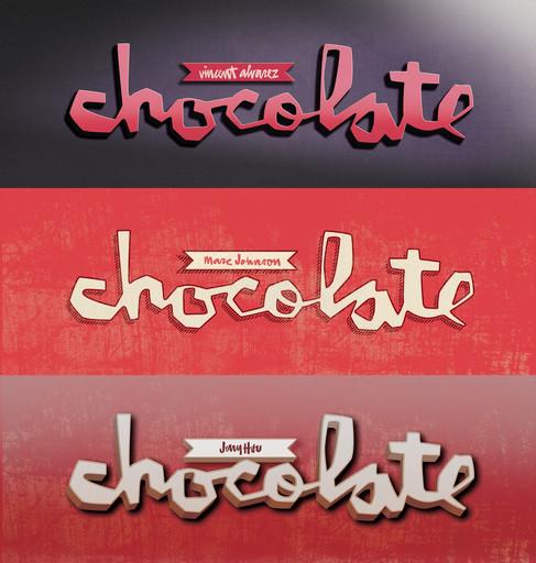 Chocolate Retro Chunks 2
