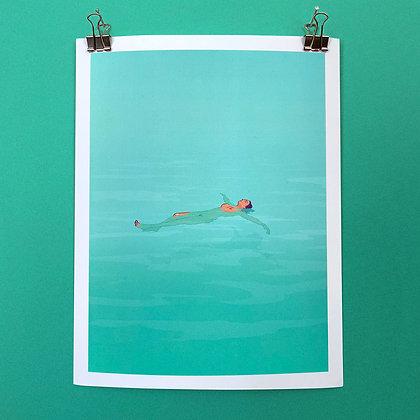 Float Print