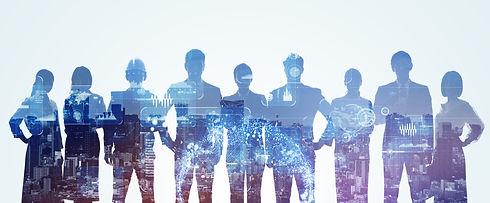 Stock Technology Background image