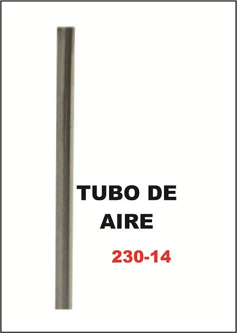Tubo de Aire