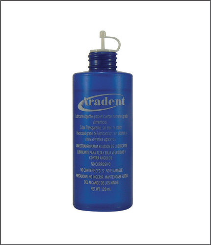 ACEITE MINERAL LUBRICANTE 120ml.
