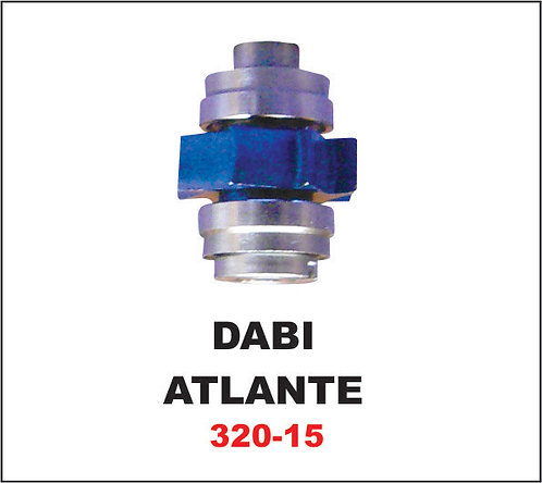 Turbina Dabi Atlante