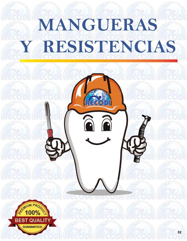 Mangueras y resistencias
