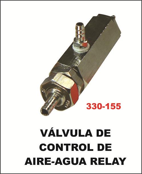 Válvula de control de aire-agua relay