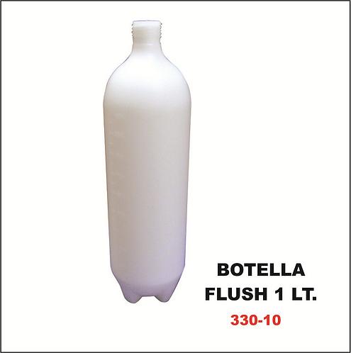 Botella flush 1LT