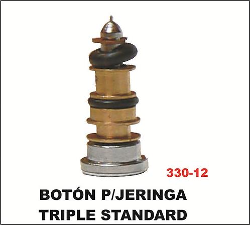 Botón jeringa standard