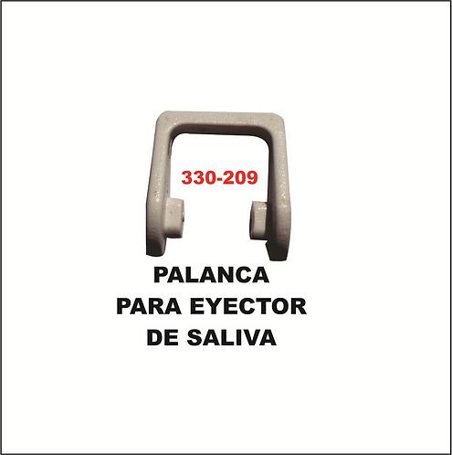 Palanca para eyector de saliva