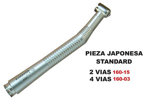 Pieza Japonesa Standard 2 y 4 Vías