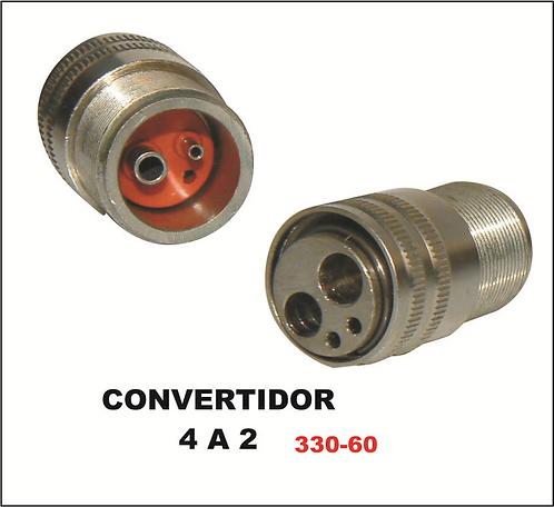 Convertidor 4 a 2