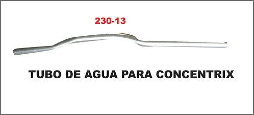Tubo de agua para concentrix